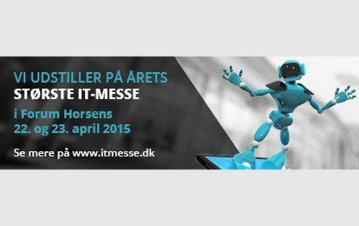 IT messe banner